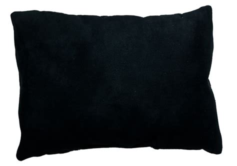 Black Pillow by Submenu Accents