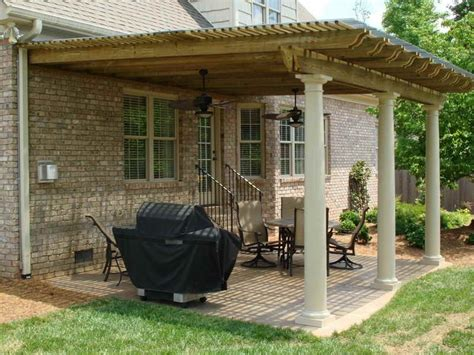 covered back porch ideas best covered back porch ideas bistrodre porch and