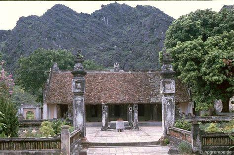 108 hoa lu und die pagoden dinh und le