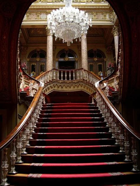 the mansion project the mansion s grand stair hall grand staircase baby in pink pinterest