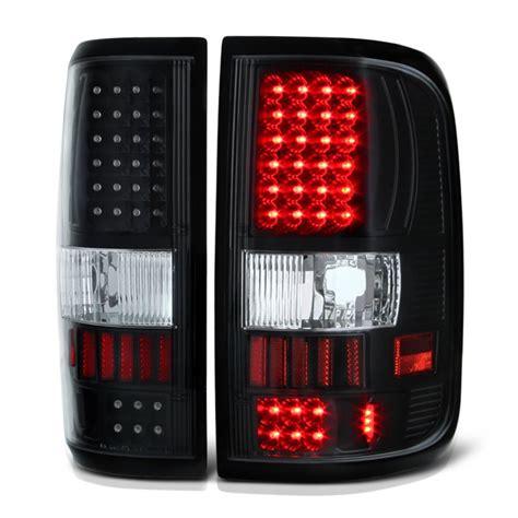 2008 f150 lights 2004 2008 ford f150 f 150 led altezza lights black