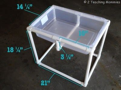 the 30 30 minute do it yourself sensory table a