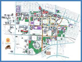 college and state map portland state cus photos calendar template 2016