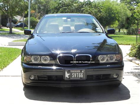 2001 Bmw 530i by 2001 Bmw 530i With Sport Package