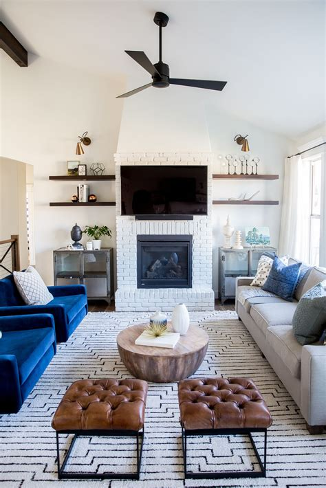 living room furniture layout ideas with fireplace 20 living room with fireplace that will warm you all