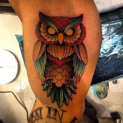 tattoo owl di dada 25 ide terbaik tentang tato burung hantu di pinterest