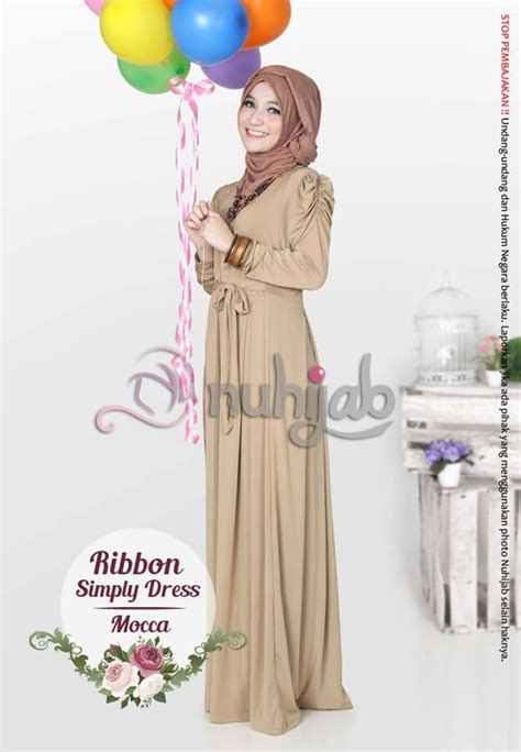 Dress Ibu Dan Anak Ribbon baju dress jubah muslimah ribbon simp end 2 5 2018 1 15 pm