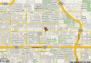 Great Eastern Hotel Rooms - map of days inn east mesa mesa