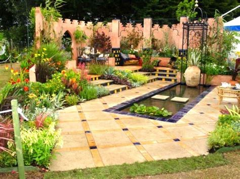 Moroccan Garden Ideas 19 Best Images About Moroccan Gardens On Pinterest