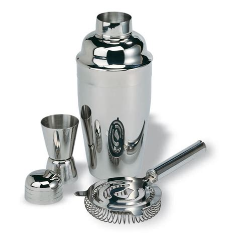 best cocktail shaker set stainless steel cocktail set engraved for free business