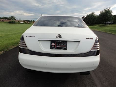 2004 maybach for sale 5 maybach for sale dupont registry