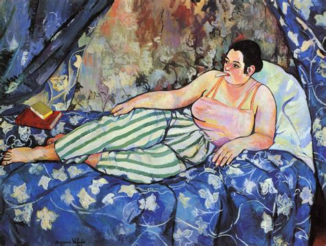 the blue room the blue room suzanne valadon biblioklept