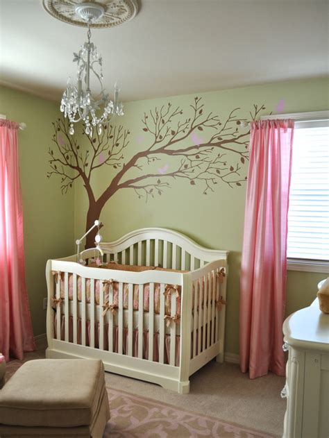 pink and green nursery 15 easy updates for kids rooms kids room ideas for
