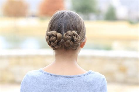 Hunger Hairstyles by Prim S Braided Bun Updo Mockingjay Hairstyles