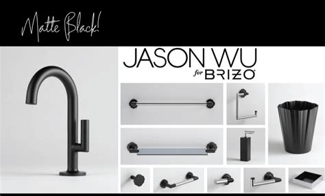 Jason Wu Faucet by Brizo Household Label And Mercedes Fashion Week With
