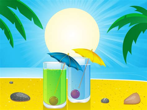 powerpoint summer templates summer backgrounds 171 ppt backgrounds templates
