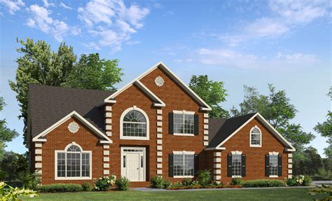 brookmere two story style modular homes