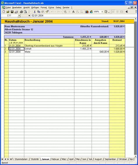 Vorlage Kostenlos Haushaltsbuch Tunesoft Haushaltsbuch Heise