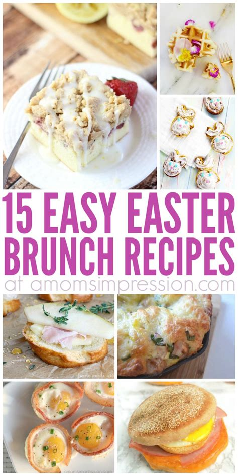 17 best ideas about easter brunch on pinterest easter