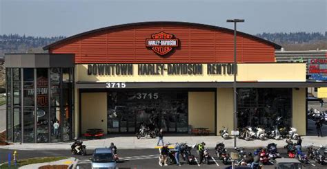 Harley Davidson Wa by Downtown Harley Davidson Washington