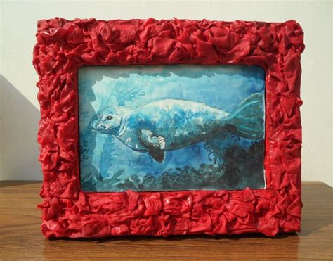 Handmade Photo Frame - handmade picture frame by aakritiarts on deviantart