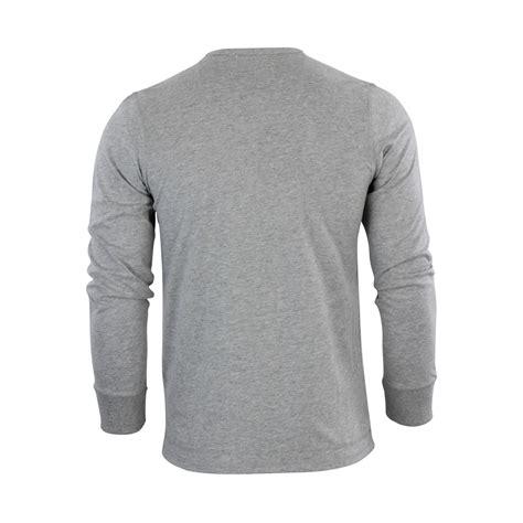 Inner Tshirt tokyo laundry glen valley mock inner t shirt grey marl