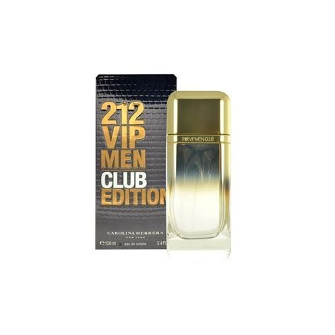 212 Vip By Carolina Herera Edt 100ml carolina herrera 212 vip club edition edt 100ml perfumes fragrances photopoint