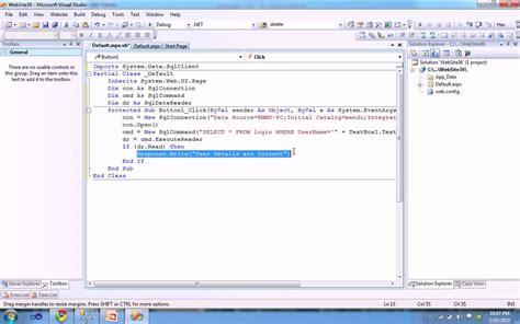 Login Page in ASP(VB) (www.mendublog.blogspot.com) - YouTube Login Asp