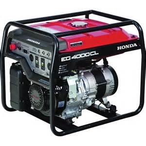 Honda Generators Honda Eg4000 Davr Series Portable Generator 4000 Surge