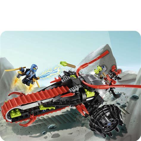 Toys Lego Ninjago Warrior Bike 70501 lego ninjago warrior bike 70501 toys zavvi