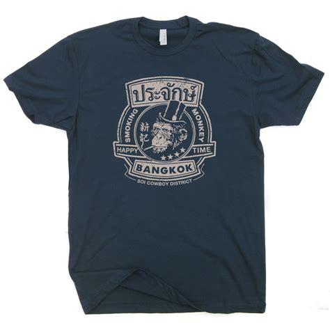 Shirt Bar monkey bar t shirts vintage bangkok thailand shirts the hangover shirt