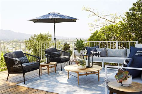 patio lounge outdoor lounge furniture roundup emily henderson