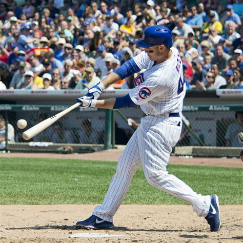 anthony rizzo swing niu physicist secret of cubs success is science niu