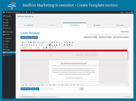 mailbox marketing email marketing application for