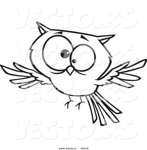 owl eyes coloring pages cross eyed clipart 26