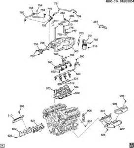 buick 3100 engine diagram