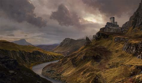 matte painting in advanced matte painting with abels cgworkshops