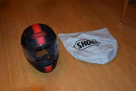 Motorradhelm Shoei Kaufen by Motorradhelm Shoei Xr 1100 Rot Schwarz Neuwertig Gr 246 223 E