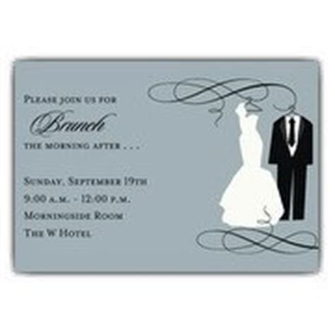 Wedding Registry Announcement Cards Template by And Groom Insert Cards Paperstyle