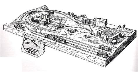 shelf railroad track plans plans diy   fish