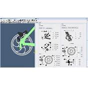 Disc Brakes In BikeCAD  YouTube