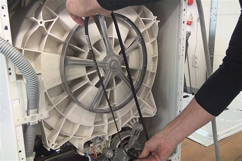 waschmaschine keilriemen wechseln anleitung  diybookde