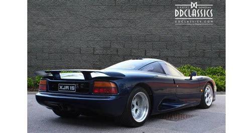 Jaguar Xjr15 For Sale by 1991 Jaguar Xjr 15 For Sale Photo