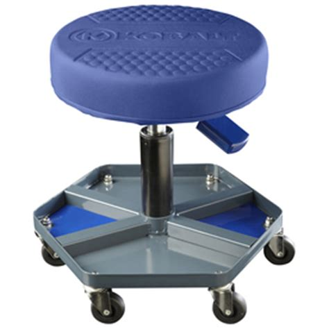shop kobalt adjustable shop stool at lowes