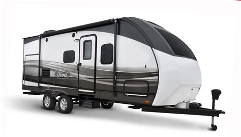 trailer images ford introduces licensed line of trailers haulers and