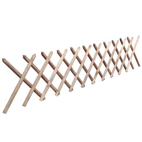 traliccio legno traliccio estensibile in legno impregnato 250 x 60 cm