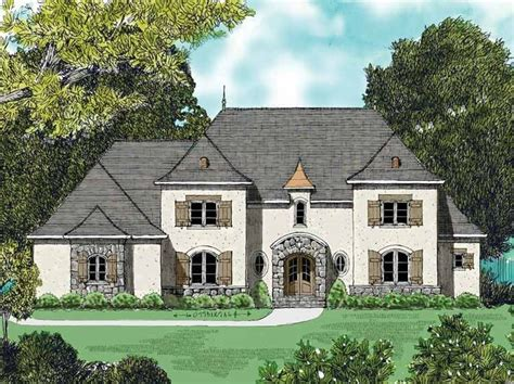 chateau style house plans chateau house plan with 3928 square feet and 4 bedrooms