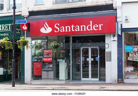 santander branch stock photos santander branch stock