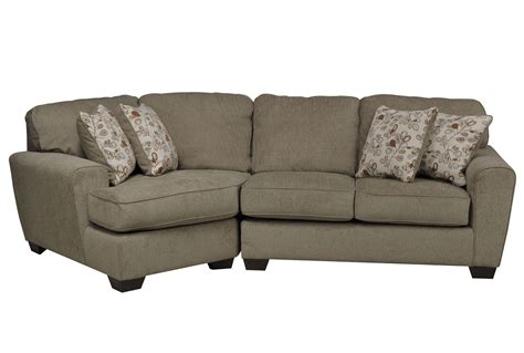 cuddler sectional sofa patola park 2 piece sectional w laf cuddler chaise