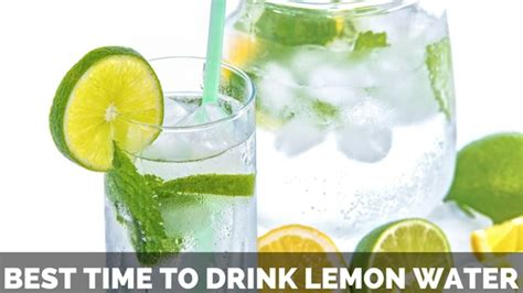 What Is The Best Time To Drink Lemon Water Best Time To Eat When Is The Best Time To Water My Vegetable Garden